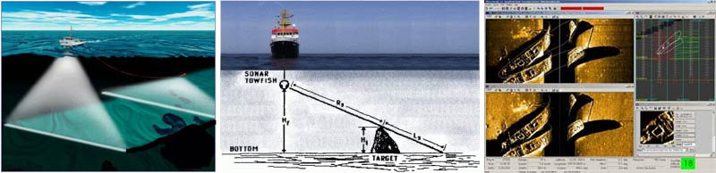 Towed-Side-Scan-Sonar